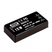 DKA15 15W DC-DC Mean Well Regulated Dual Output Converter Power Supply