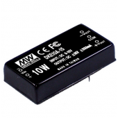 DKE10 10W DC-DC Mean Well Regulated Dual Output Converter Power Supply