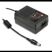 GST25B 25W Mean Well High Reliability Industrial Adaptor Power Supply