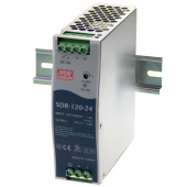 SDR-120 120W Mean Well DIN RAIL With PFC Function Power Supply