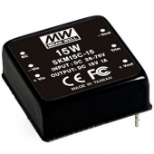 SKM15 15W Mean Well Regulated Single Output Converter Power Supply