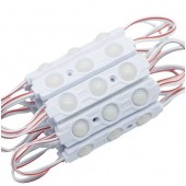 20pcs 5630 LED Module DC12V 3 LEDs Waterproof IP65 1.5W LED Sign For Shop Banner