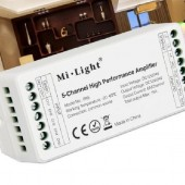 MiLight DC 12V 24V PA5 5-Channel High Performance Amplifier
