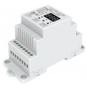 S1-DR kydance DMX512 LED Controller AC100v-240v DIN rail 2 Channel AC Triac DMX Dimmer