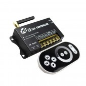 Leynew 2.4G Touch Wireless LED Dimmer Single RF203 Color Dimmer Controller