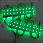 SMD 5050 RGB LED Quad Module Light 4 Leds 12V