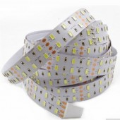5M Dual Rows SMD 5630 16.4ft Flexible LED Light Strip 12V DC 120LEDs/M