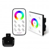 Bincolor Led P4+T4 4CH RGBW Panel Wireless Remote RGBW Controller