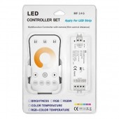 V2 + R7-1 Skydance Led Controller 5A*2CH Color Temperature LED Controller Set