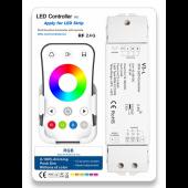 V3-L + R8-1 Skydance Led Controller 6A*3CH RGB LED Controller Kit