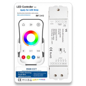 V5 + R17 Skydance Led Controller 5A*5CH RGB+Color Temperature LED Controller Set