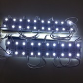 Waterproof Cool White 5050 LED Module DC12V 80LEDs