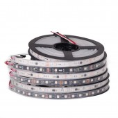30leds/m 12v WS2811 Pixel Strip Light 5050 RGB Addressable 5M 16.4ft 150LED