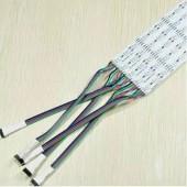 3.3 feet 5050 RGB Cabinet Light DC12V 60LEDs Rigid LED Strip 50pcs