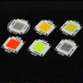 10W 20W 30W 50W 80W 100W LED Floodlight High Power COB Chip 32-34V DC