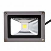 10W 800Lm LED Floodlight White Warm White Outdoor Lamp AC85-265V