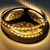 12V 3528 Warm White Flexible Led Strip Light 120Leds/m Non-waterproof