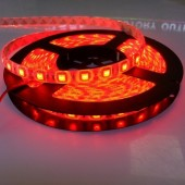 12V 5 Meter Length 5050 Red 300 LEDs Waterproof LED Strip Lights Waterproof IP65