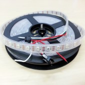 16.4Ft Programmable 60ICs/M 5V WS2811 IC RGB 5050 LED Light Strip