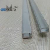 1 Meter Length Aluminum Channel LED Cabinet Light Bar Lights Fixtures