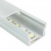 1 Meter Length LED led Aluminium Diffuser 3.28 Ft Aluminium Channel