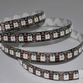 1Meters 96LEDs DC 5V WS2812b Addressable LED Flexible Strip Light