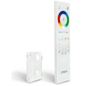 LTECH RF 2.4GHz 4 Zones Q5 RGBWW Touch Series Remote Control