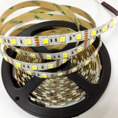 2 Colors in 1 led 5050 Dual White CW/WW LED Light Strip 5m 300 Leds