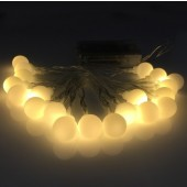 2M 20LEDs LED String Light AA Battery Operated Outdoor Lamps