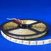 DC 5V SK6812 LED Strip 60LEDs/m Addressable Pixel Light 16.4ft 5M 300LEDs