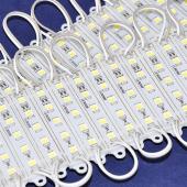 5LEDs 5050 SMD IP65 Waterproof LED Module 12V Advertising lamp