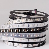5V LPD8806 16IC Per Meter 160Leds Programmable RGB LED Light Strip