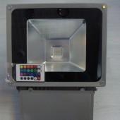 90W RGB LED Flood Light with Memory Function Spotlight Floodlight