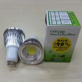 9W GU10 LED Bulb 120 Angle New COB Spotlight LED Lamp