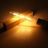 AC 110V 220V E27 3W Retro LED Filament Lamp T185 Edison Light Bulb