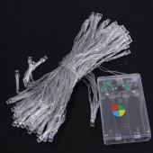 Battery Operated 10M 80 LED Fairy String Light Christmas Decoration