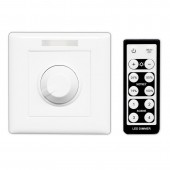 Bincolor BC-320-DMX512 Knob DMX512 Switch Dimmer with IR Remote Led Controller