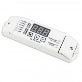 BC-831 Bincolor DMX512 Decoder PWM CC/CV Dimmer Driver Led Controller