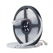 IP67/IP68 Waterproof Addressable 12V WS2811 RGB Flexible LED Light Strip 5M