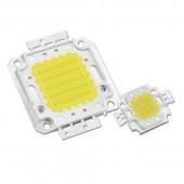 COB High Power LED Light Beads 10W 20W 30W 80W 50W 100W Chip Floodlight