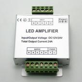 DC12/24V 24A LED Amplifier for RGBW LED Strip