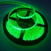 DC12V 16.4Ft 600Leds 3528 Green Led Flexible Strip Light 5Meters