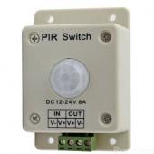 DC 12V-24V 8A infrared Motion PIR Sensor Switch Controller