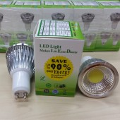 12W GU10 LED Spotlight 120 Angle New COB LED Bulb Lamp