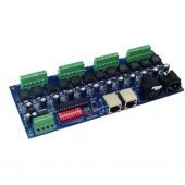 WS-DMX-HLB-12CH-700MA 700mA 12 Channel DMX512 Decoder