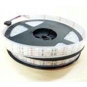 Dual Row 5M 120LEDs/M 5050 SMD RGB Flexible LED Light Strips DC12V