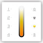 DX6 RF Colour Temp LED Controller Touch Panel Multi-Zone Dimmer