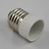 E27 to E14 LED Lamp Adapter Base Converter