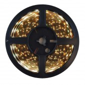 Warm White SMD 3528 Flexible LED Strip Light 5M 300Leds 12V
