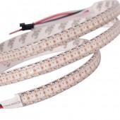 1M 144 Leds WS2812B Programmable LED Pixel Strip 5V Addressable Light